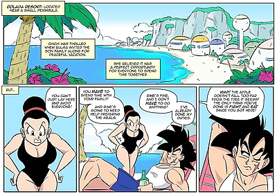 Summer Paradise 2 - Beach..