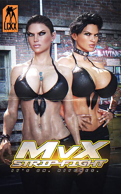 Looks Can Kill - MvX