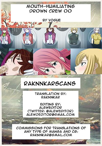 Kuchi Katajikena Drown Crew..