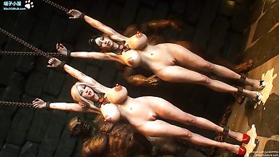 Jared999D - Elf Slave 3: Two..