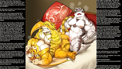 Gay Furry picturies with..