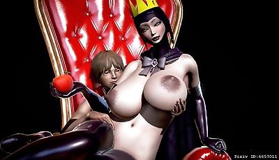 背德皇后与小王子的�..