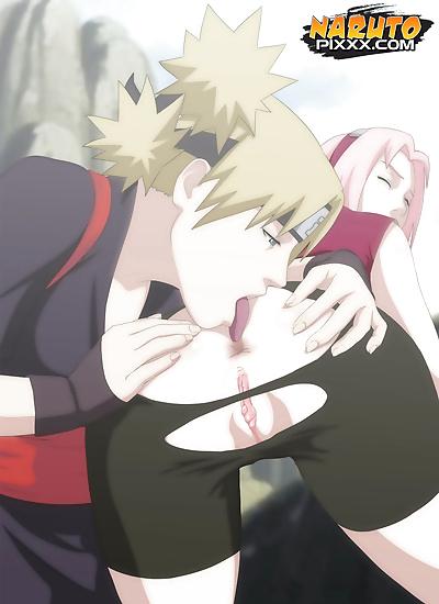 Naruto - Sakura Haruno -..