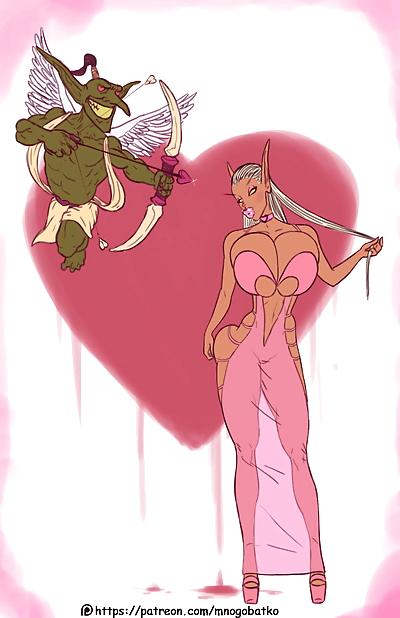 Valentine Enthusiast