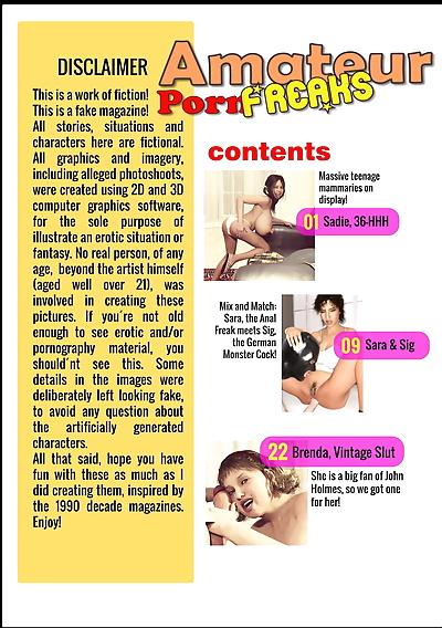 Amateur Porn Freaks