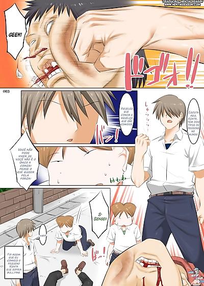 Kaientai Shuten Douji Ijimerarekko no Ongaeshi ~Boku no Mama to SEX Shimasen ka~ Portuguese-BR Hentai Season Digital -..